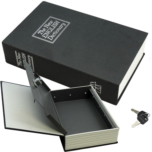 Book Safe - Large Black-Personal-PropShop24.com