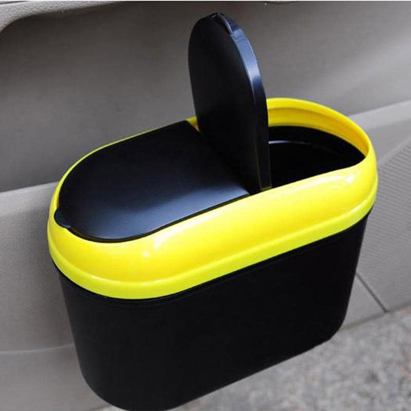 Car Trash Bin - Assorted-CAR ACCESSORIES-PropShop24.com