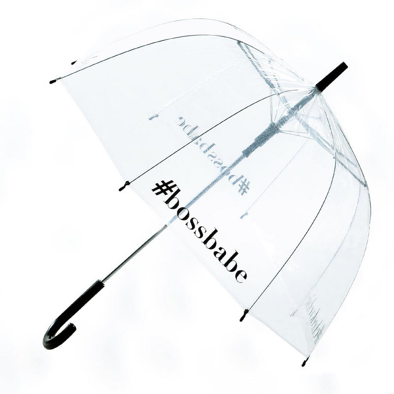 Umbrella - Dome Hashtag - J Handle-TRAVEL ESSENTIALS-PropShop24.com