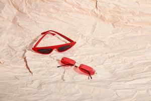 Morocco - Red - Far Left Sunglasses-WOMEN-PropShop24.com