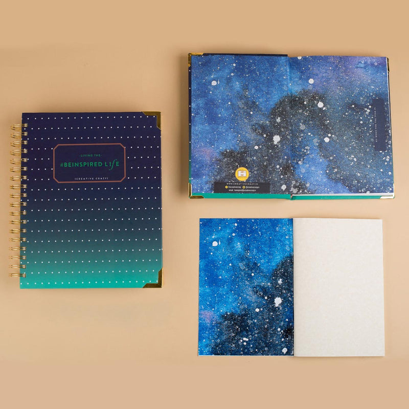 Notebook - Be Inspired - Eclipse-NOTEBOOKS + JOURNALS-PropShop24.com