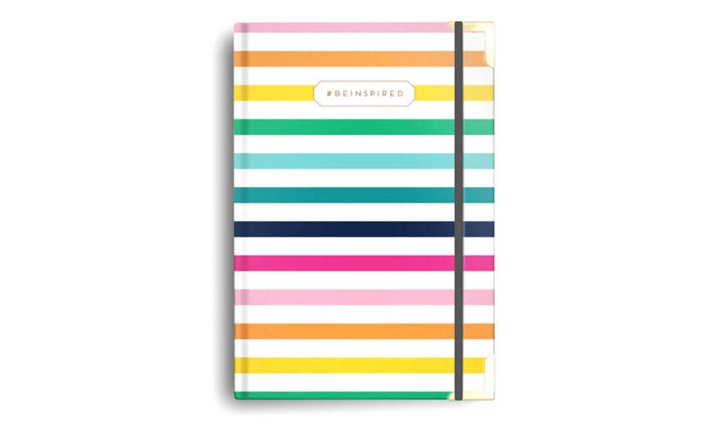 Notebook - Be Inspired - Pride-NOTEBOOKS + JOURNALS-PropShop24.com