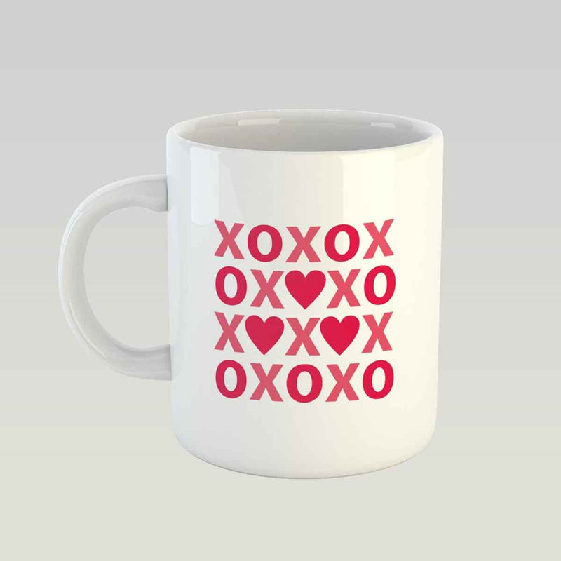 Coffee Mug - Love, Hugs And Kisses-DINING + KITCHEN-PropShop24.com