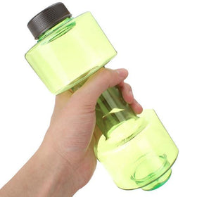 Dumbbell Bottle - Green-HOME-PropShop24.com