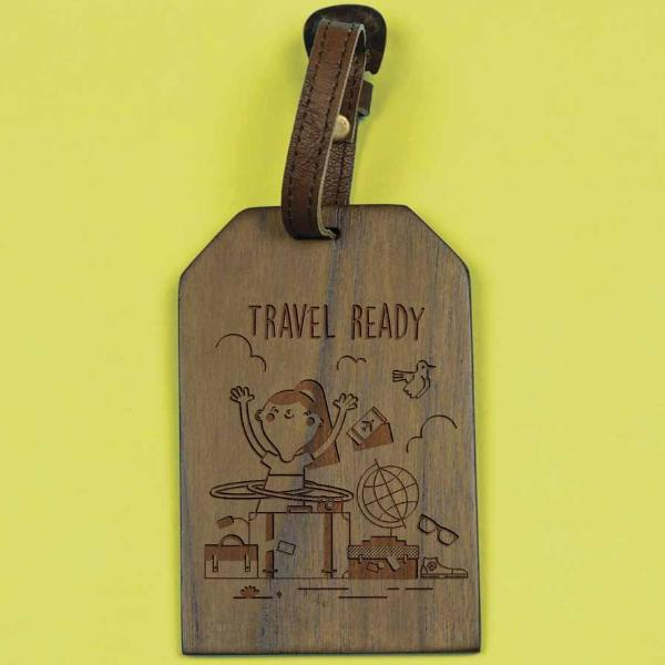 Luggate Tag - Travel Ready Girl-FASHION-PropShop24.com