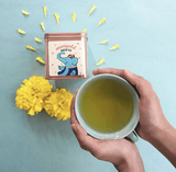 Green Tea - Marigold-Food-PropShop24.com