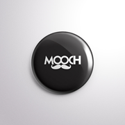 BADGE - MOOCH (Black)-HOME-PropShop24.com