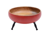 Flying Bowl - Red-HOME-PropShop24.com