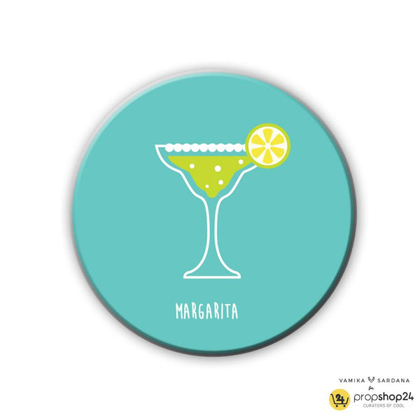 Badge/Magnet - Margarita-HOME-PropShop24.com