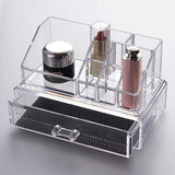 Acrylic Cosmetic Organizer - Single Drawer-HOME-PropShop24.com
