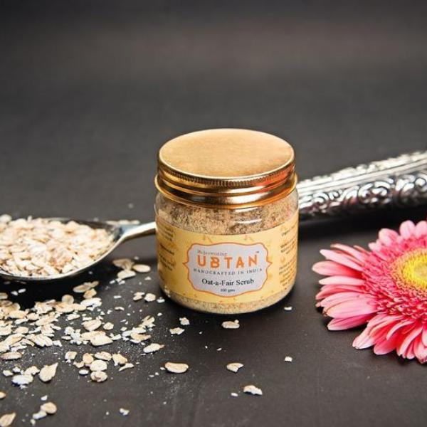 Face Scrub - Oat-A-Fair Scrub-BEAUTY-PropShop24.com