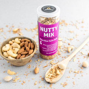 Nutty Mix - With Dry Fruits-SNACK + HEALTHY TREATS-PropShop24.com