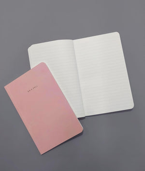 Notebook Set - On A Roll - Set Of 2-NOTEBOOKS + JOURNALS-PropShop24.com