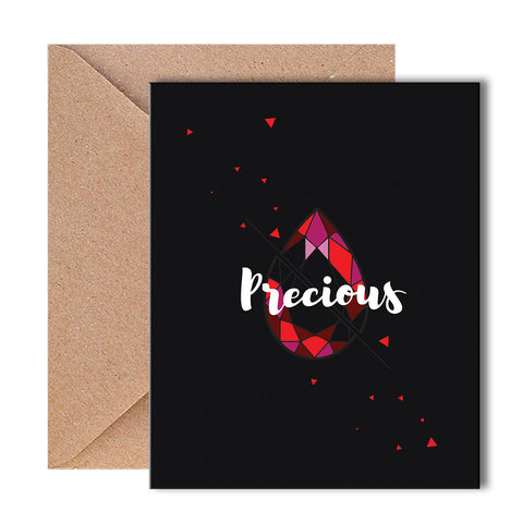 Greeting Card - Precious - propshop-24