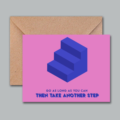 Greeting Card - Step By Step - propshop-24