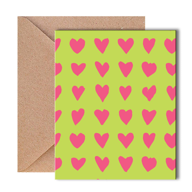 Hand Drawn Heart-GREETING CARDS-PropShop24.com