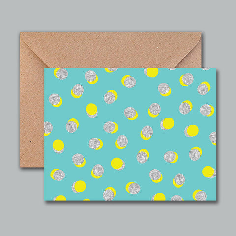 Greeting Card - Pop Polka - propshop-24