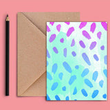 Greeting Card - Floating Petals-Stationery-PropShop24.com