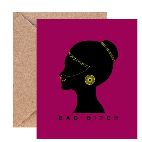 Greeting Card - Side Eye - propshop-24