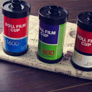 Roll Film Shaped Cup - Green & Blue-DINING + KITCHEN-PropShop24.com