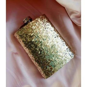 Gold Dust Hip Flask-HOME-PropShop24.com