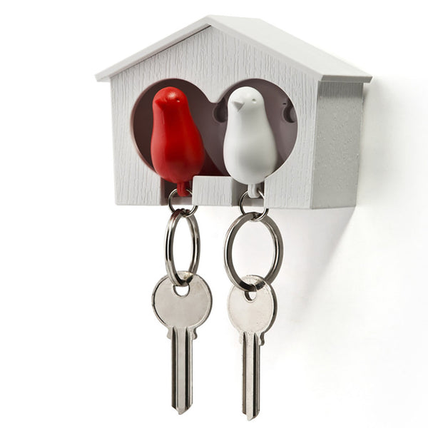 Sparrow Keychain Duo - Set Of 2-HOME-PropShop24.com