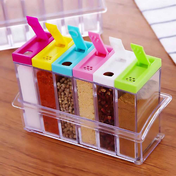 Spice Set - Set Of 6-Home-PropShop24.com