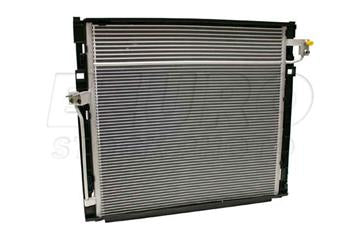 0995000002 A/C CONDENSER W166/292 ML/GL/GLE NEW 2012+ 250D-63AMG