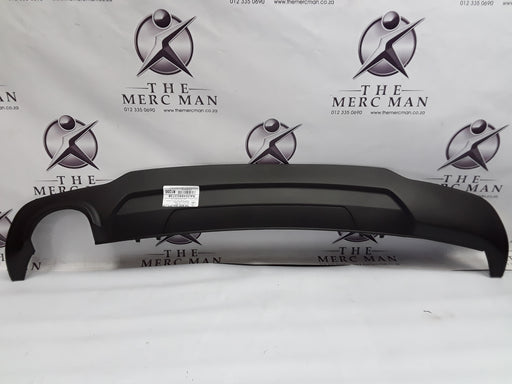 A2048853738 Rear Diffuser Spoiler For Bumper W204 C Class AMG Spec New Alt