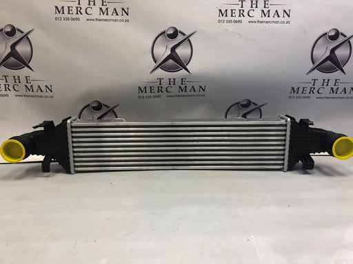 2045000200 INTERCOOLER MERCEDES W204 C CLASS, W212 E CLASS, VARIOUS 2011-2013 NEW