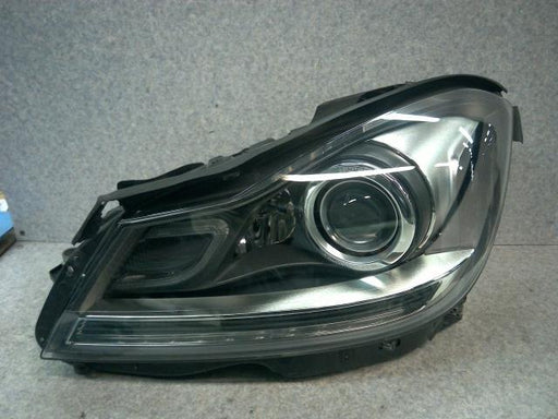 2048203739 HEADLAMP LEFT W204 F/L 2011-2014 XENON INTELLIGENT NEW