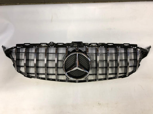 W205 GT GRILL FOR C CLASS 2014-2018 NEW
