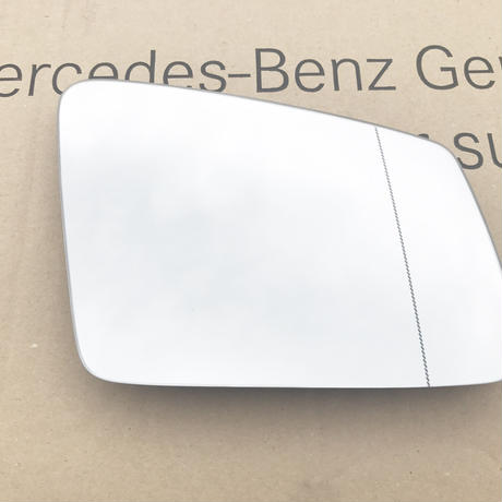 A2128102521 MIRROR GLASS RIGHT SIDE W204/212/176/117/246/VARIOUS NEW ALT