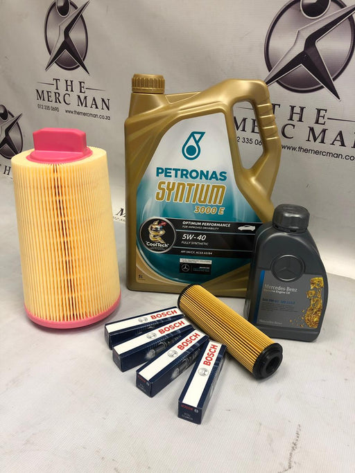 SERVICE KIT MINOR M271 KOMPRESSOR PETRONAS FOR W203/204/211 PREMIUM