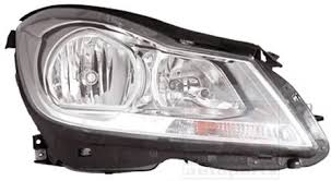 2048205059 W204 FACELIFT RHS HEADLIGHT NEW