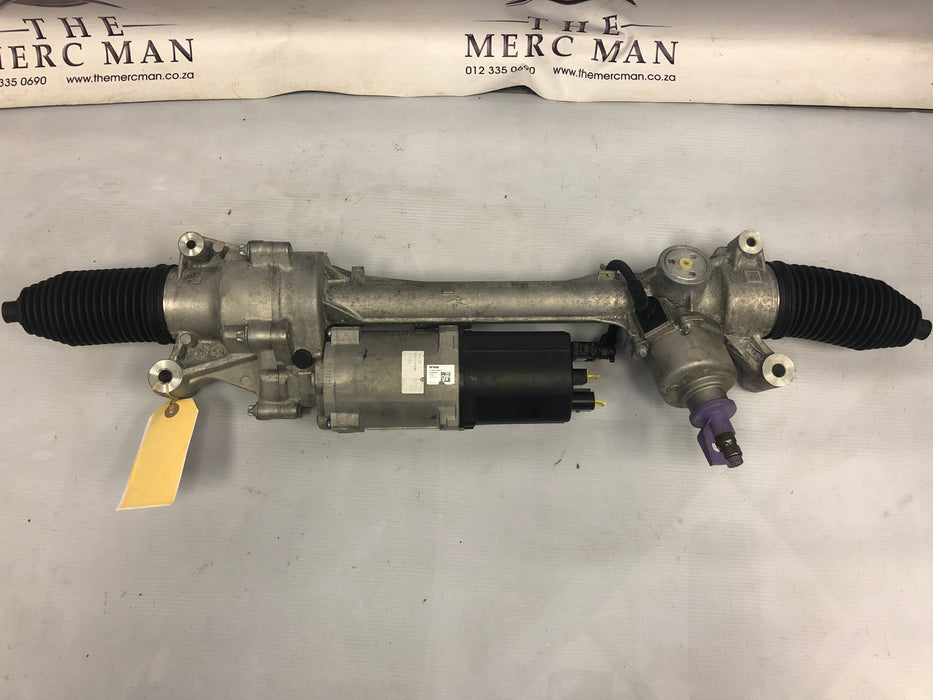 2054608101 Steering Rack Mercedes C Class W205 C63 AMG 2015 + Electric New