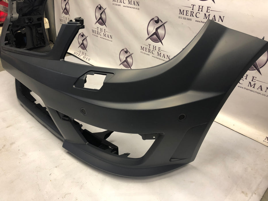2048808847 Front Bumper W204 C63 AMG Facelift New