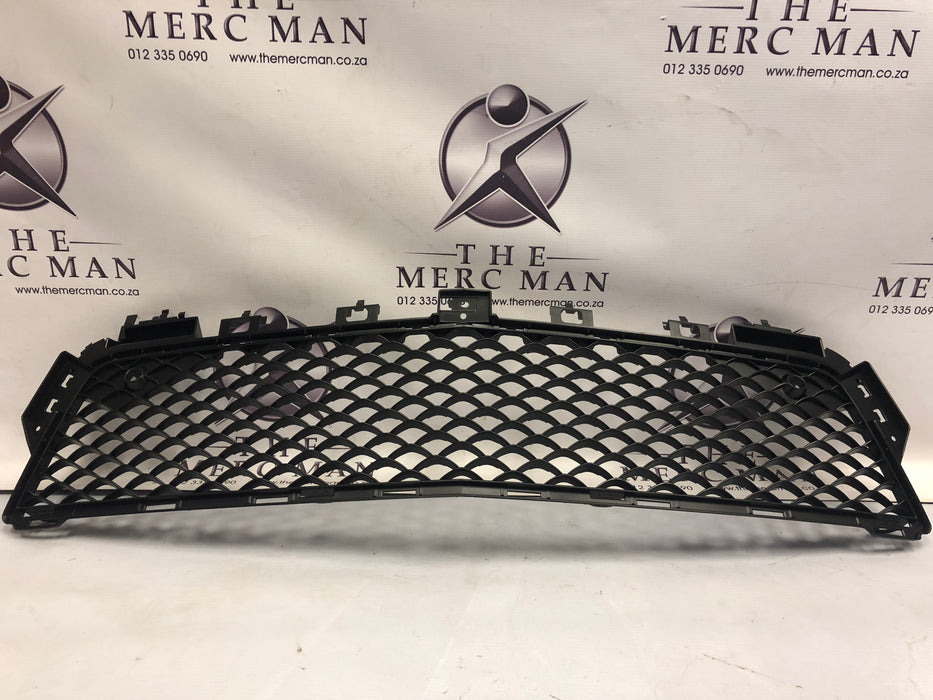 2048851753 W204 C63 Front Bumper lower grill Centre new