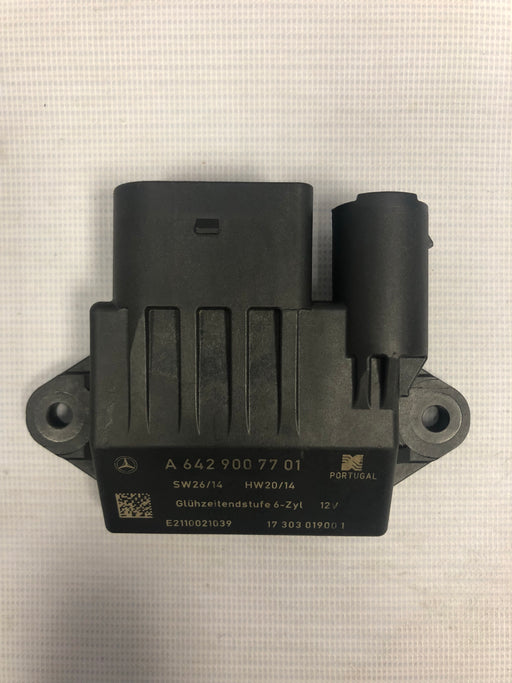 6429007701 Glow Plug Relay OM642 engines 320 CDi Various Models