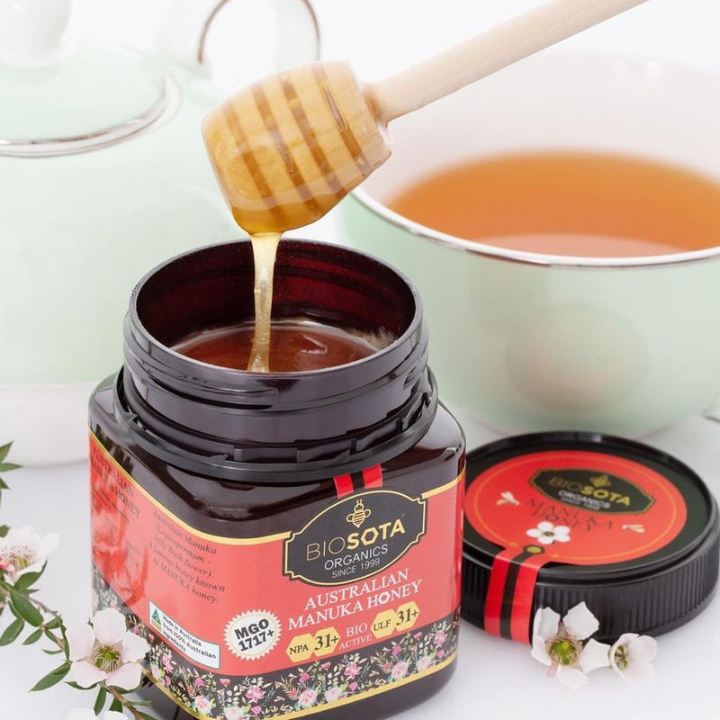 What manuka honey MGO is?
