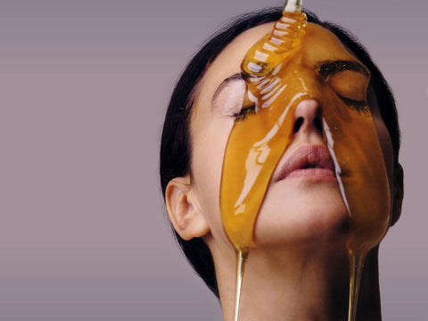 Manuka honey for beauty