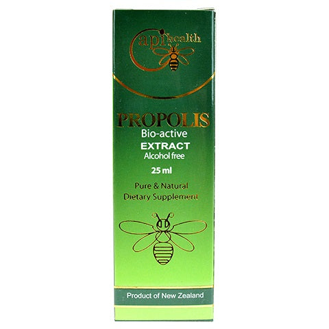 API Health New Zealand Propolis Liquid (alcohol free)