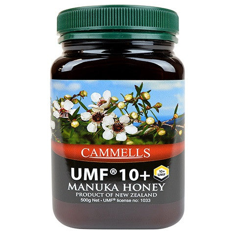 CAMMELLS Manuka Honey UMF 10+