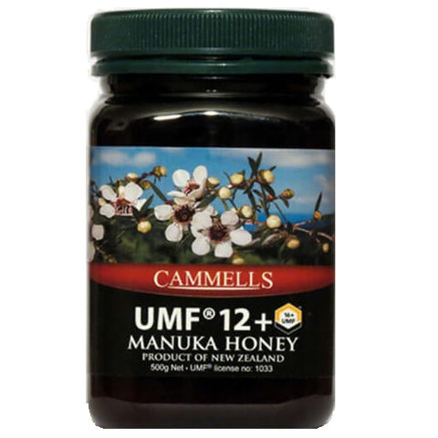 CAMMELLS Manuka Honey UMF 12+