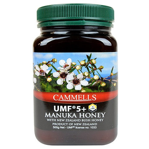 CAMMELLS Manuka Honey UMF 5+