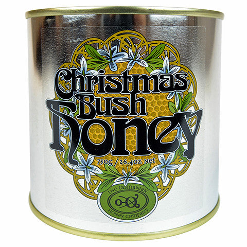 Christmas Bush Honey 750g