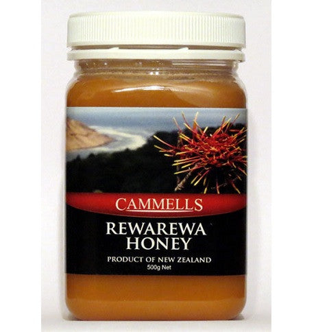 CAMMELLS RewaRewa Honey - Manuka Canada, Honey World Store