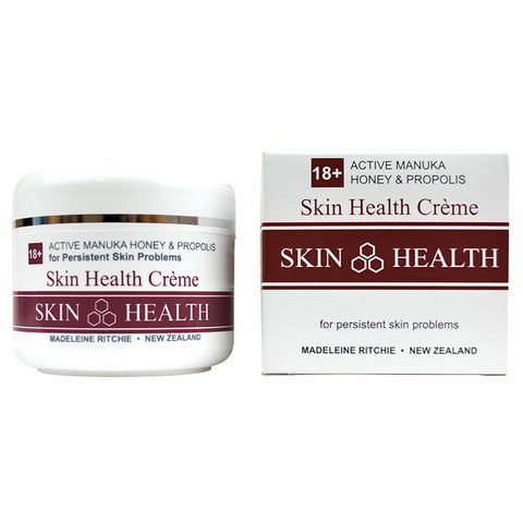 18+ Active Manuka Honey & Propolis Skin Health Creme