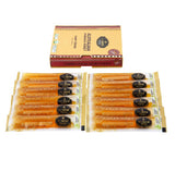 "MGO 550+  Manuka Honey Straws *****  ""Honey on the GO"" 12 pcs x 12g each"