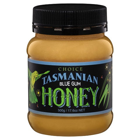 Tasmanian Blue Gum Honey 500g - Manuka Canada, Honey World Store